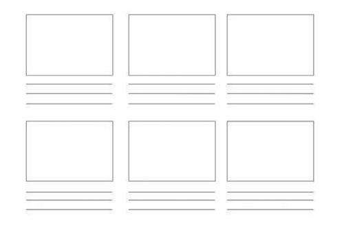 Heroes and villains sow by katiewindridge teaching for Magazine storyboard template
