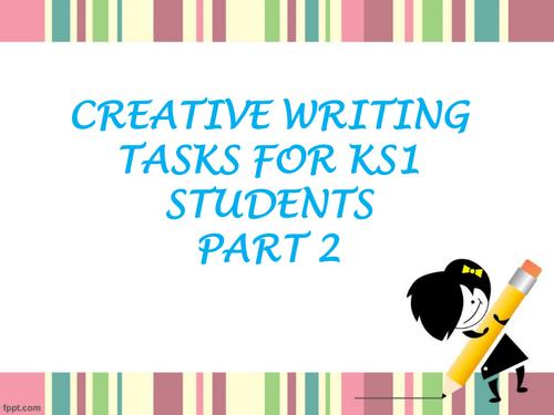 Creative writing year