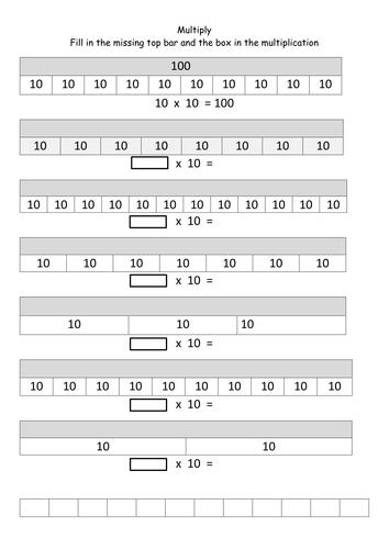 bar modelling multiplication set 2 2x 3x 4x 5x 6x 7x 8x 9x 10x 11x 12x by powerbookg4. Black Bedroom Furniture Sets. Home Design Ideas