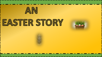 An Easter Story and Easter Board Games