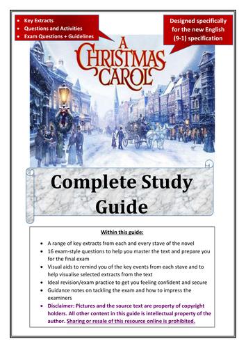 A Christmas Carol Discussion Questions | Study.com