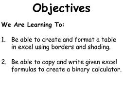 Making a Binary Calculator - Lesson by nitesh patel