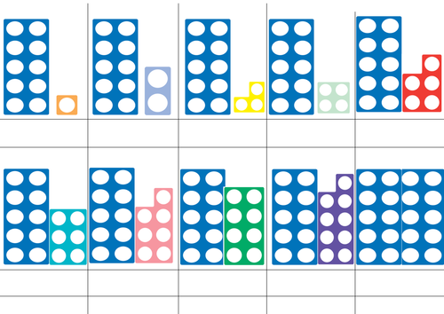 Numicon worksheets by Amesy9 - Teaching Resources - TES