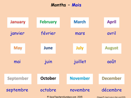 how to learn french in 6 months