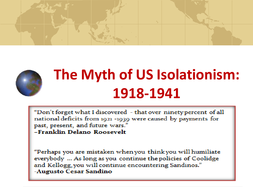 Globalizing U.S. History: Free Resources