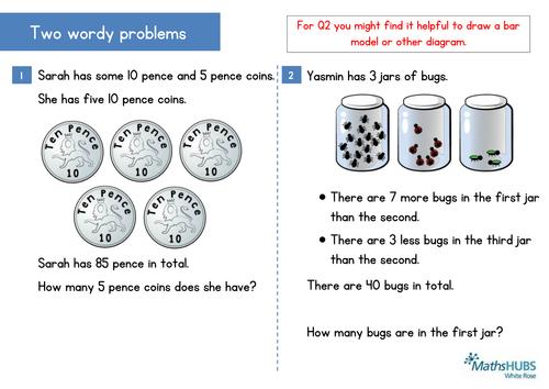 problem solving year 2