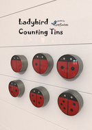 Ladybird Counting Tins Numbers 0-5 (early numeracy resource)