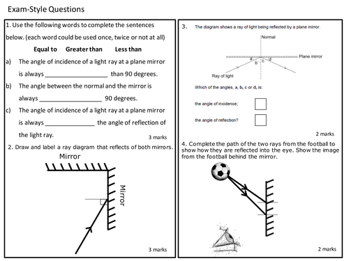Worksheets Refraction Worksheet collection of reflection refraction worksheet sharebrowse sharebrowse