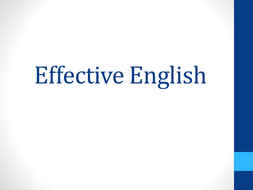 How to teach english effectively ppt