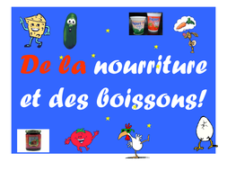 french teaching resources food powerpoint presentation by
