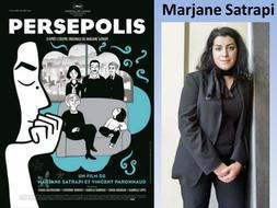 Marjane Satrapi And Persepolis Teaching Resources