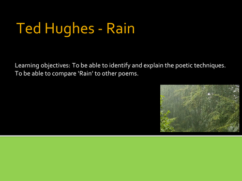 horses by ted hughes