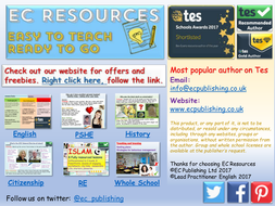 PSHE-Citizenship-RE-Resources advert.pptx
