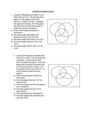 Venn Diagram Gcse Questions 100 Images Hd Wallpapers Gcse Venn