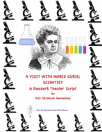 Marie Curie, Scientist! A Reader's Theater Script