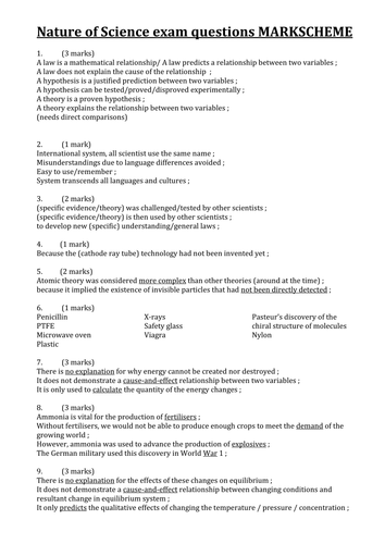 Worksheet The Nature Of Science Worksheet Answers collection of the nature science worksheet bloggakuten secretlinkbuilding