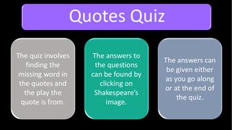 preview-images-william-shakespeare-quotes-quiz-2.pdf