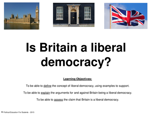 essays on liberal democracy