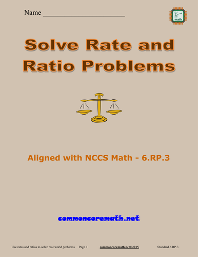 how to solve rate of change problems