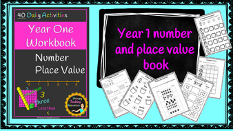 Year  Number Book  Daily Maths Activities Worksheets Plus  Cover