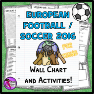 European Football Activities  (France 2016)