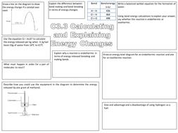 Aqa gcse c33 energy revision mat by runchick2016 teaching aqa gcse c33 energy revision mat urtaz Choice Image