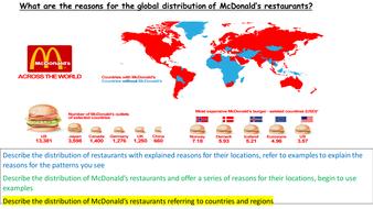 Case study - Globalisation