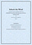 Inherit the wind essay