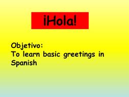 Basic greetings in german and spanish ks2ks3 by vicky9bp basic greetings in german and spanish ks2ks3 m4hsunfo
