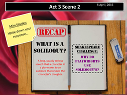 Romeo and Juliet Act 3 Scene 2 (AQA New Spec 2017)