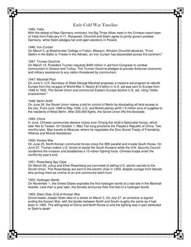 cold war worksheets bundle 20 included world or u s history by us teacher lessons tes. Black Bedroom Furniture Sets. Home Design Ideas
