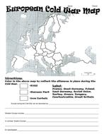 Cold War Worksheets BUNDLE (20 included!)- World or U.S. History ...