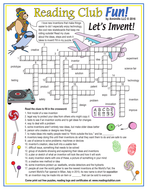 The Work of Inventing Crossword Puzzle