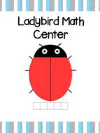Ladybird Addition & Subtraction– Maths Activity