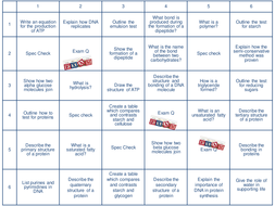 New AQA AS Biology Revision Game