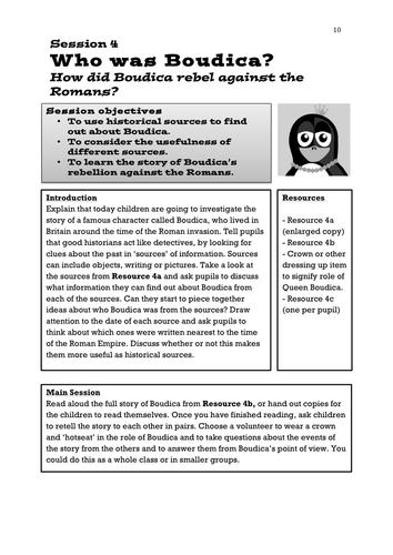 Romans Mega Bundle Ks2 By Ks2history Teaching Resources Tes