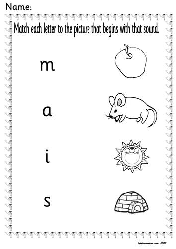 Phonics Worksheets Pdf : All worksheets jolly phonics pdf printable