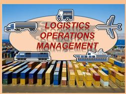 Logistics and Operations Management