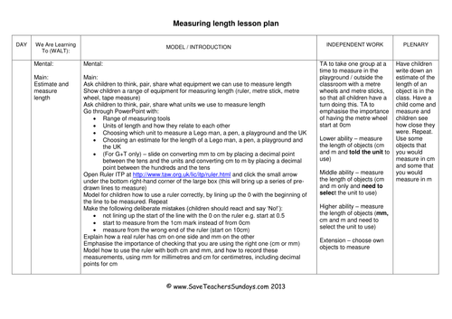 Calendar Worksheet Ks : Measuring length worksheets ks search results