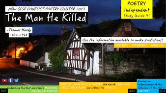 the man he killed poem analysis line by line