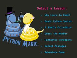 Python Magic