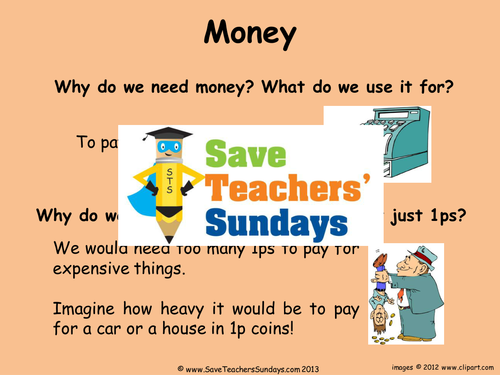 adding money coins and notes ks1 worksheets lesson plans and powerpoint by saveteacherssundays. Black Bedroom Furniture Sets. Home Design Ideas