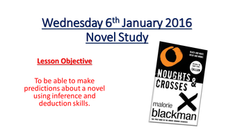 Noughts and Crosses Scheme of Work
