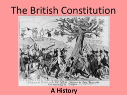 unwritten constitution uk