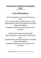 Characteristics-of-Effective-Learning-Song-Lyrics--8.-Let's-all-Be-Explorers.pdf