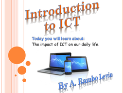 the impact of ict in banking Over the last few decades, no sector of indian life has been as transformed by ict as banking – from atm machines to online & mobile banking.