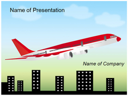 Aero plane ppt template by templatesvision teaching resources tes airplane ppt templates slide 1g toneelgroepblik Gallery