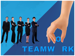 Teamwork ppt template by templatesvision teaching resources tes teamwork ppt template toneelgroepblik Images