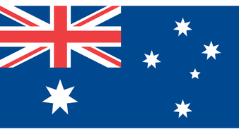 the australian flag presentation and worksheet by mimjaeger