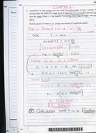 Edexcel M3 Answers Jan 10